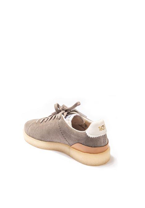 Sneaker tormatch grigio CLARKS ORIGINAL | Stringate | 162048TORMATCH-LIGHT GREY