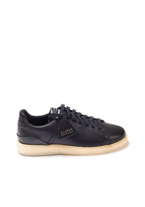 Sneaker tormatch nero CLARKS ORIGINAL | Stringate | 162060TORMATCH-BLACK