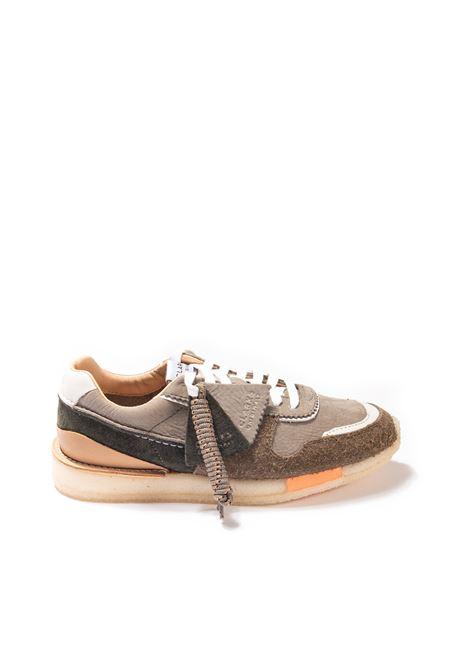 Sneaker torrun kaki CLARKS ORIGINAL | Sneakers | 162590TORRUN-KHAKY