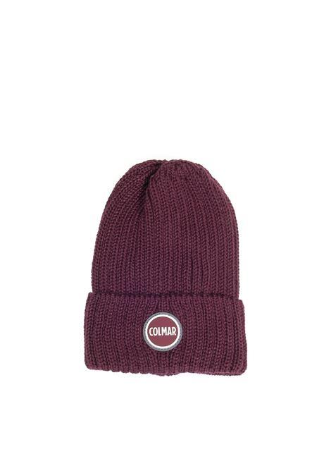 Cappello logo bordeaux COLMAR | Cappelli | 50963QL-416