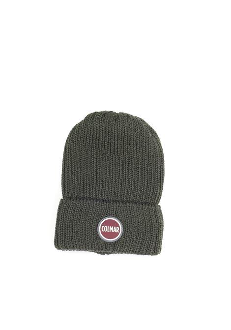 Cappello logo verde COLMAR | Cappelli | 50963QL-431