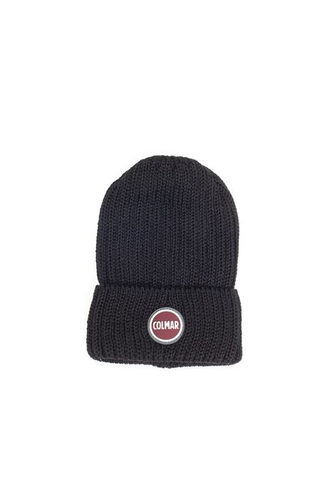 Cappello logo nero COLMAR | Cappelli | 50963QL-99