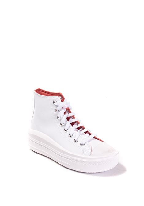 Sneaker chuck taylor move bianco CONVERSE   Sneakers   571622CCHUCK TAYLOR-WHITE