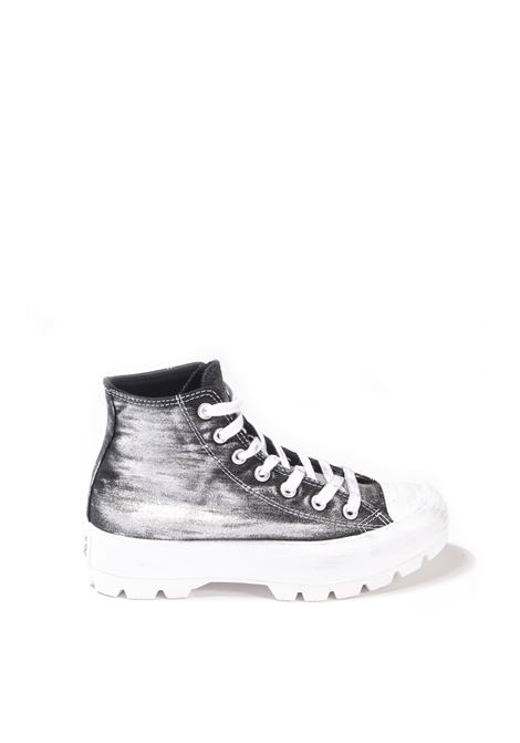 Sneaker chuck taylor lugged silver CONVERSE | Sneakers | 572325CCHUCK TAYLOR-SILVER