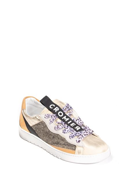 Sneaker jamaica platino CROMIER | Sneakers | C524JAMAICA-PLATINO