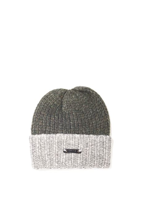 Cappello betto verde D.A.T.E. | Cappelli | BETTOWOOL-ARMY/PEARL