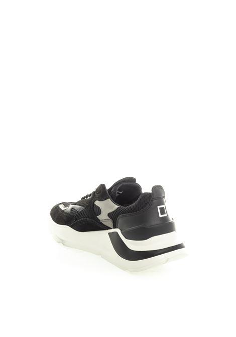 Sneaker fuga mesh nero D.A.T.E. | Sneakers | FUGAMESH-BLACK