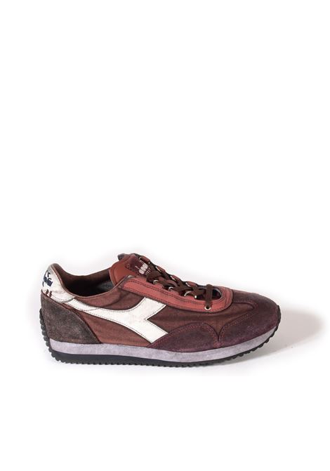 Sneaker equipe dirty rosso DIADORA HERITAGE | Sneakers | 174736EQUIPE DIRTY-45006