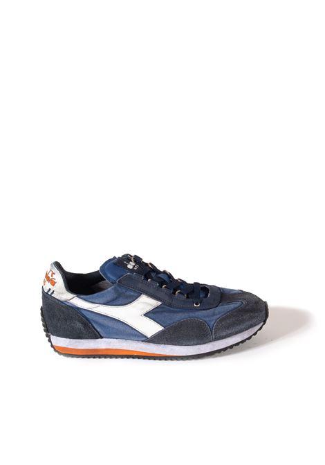 Sneaker equipe dirty blu DIADORA HERITAGE | Sneakers | 174736EQUIPE DIRTY-60026