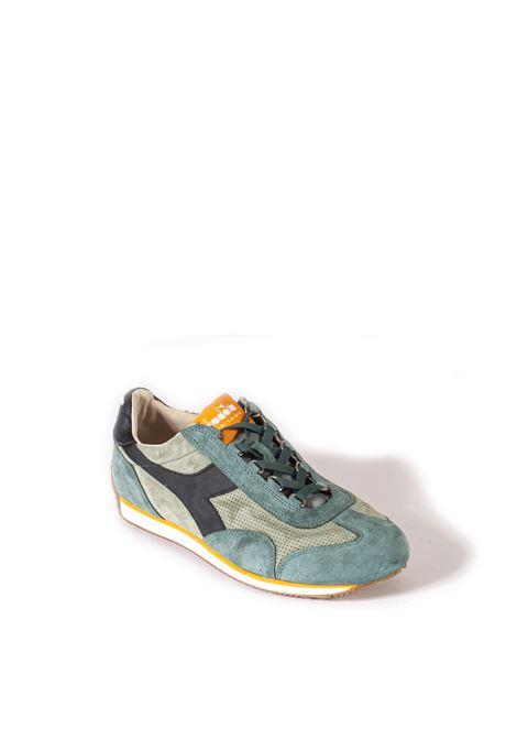 Sneaker equipe verde DIADORA HERITAGE | Sneakers | 175150EQUIPE-70397
