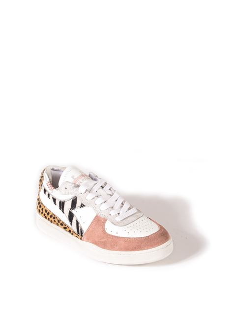 Sneaker mi basket savannah bianco DIADORA HERITAGE | Sneakers | 177827MI BASKET SAVANNAH-20006