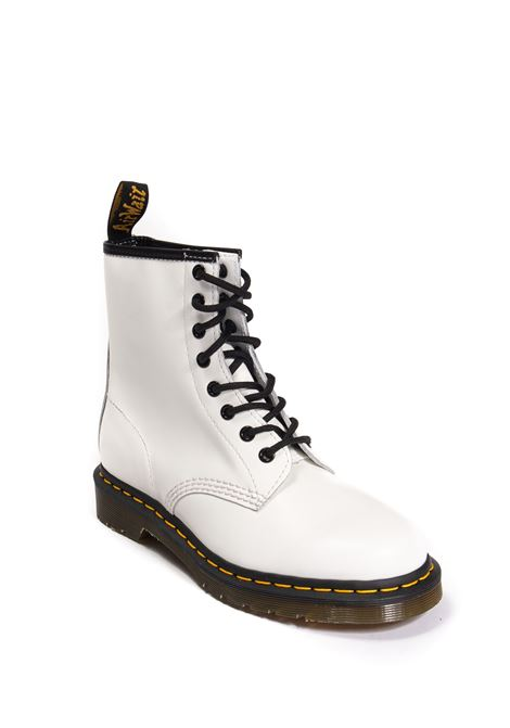 Anfibio 1460 smooth bianco DR. MARTENS | Anfibi | 1460DSMOOTH-WHITE