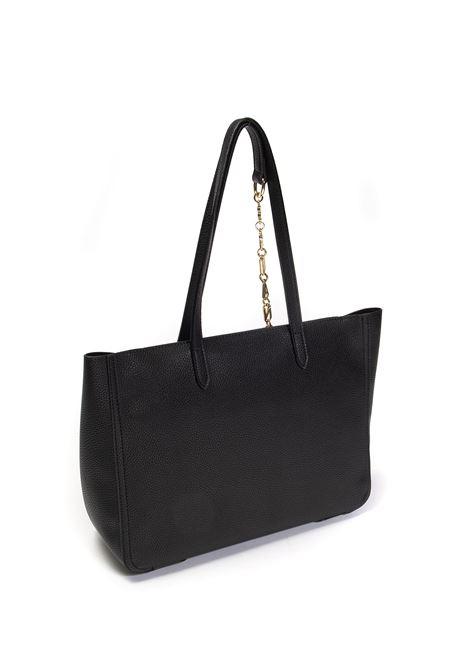 Shopping giovanna medium nero ERMANNO SCERVINO | Borse a spalla | 236GIOVANNA-293