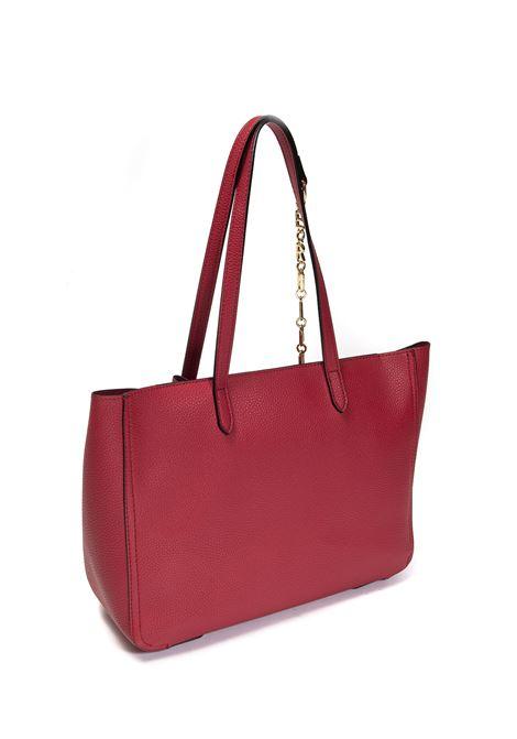 Shopping giovanna medium rosso ERMANNO SCERVINO | Borse a spalla | 236GIOVANNA-333