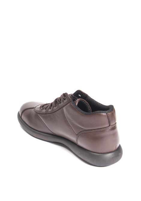 Sneaker rurale moro FRAU | Stringate | 27L4RURALE-CHOCOLAT