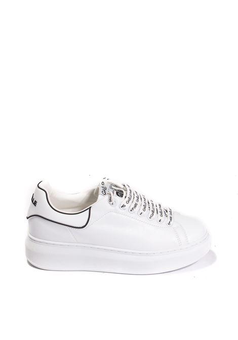 Sneaker rubber bianco GAELLE | Sneakers | 2351PELLE-BIANCO