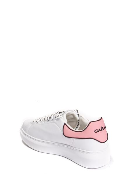 Sneaker gum rosa GAELLE | Sneakers | 2351PELLE-ROSA