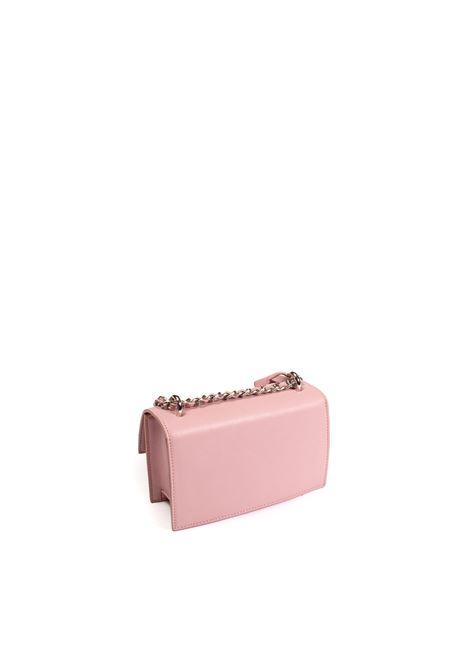 Tracolla s pelle rosa GAELLE | Borse mini | 2607PELLE-ROSA
