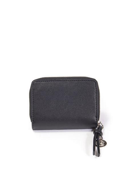Portafoglio mini nero GAELLE | Portafogli | 2626PELLE-NERO