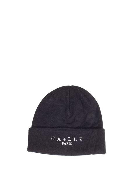 Cappello logo nero GAELLE   Cappelli   2636LANA-NERO