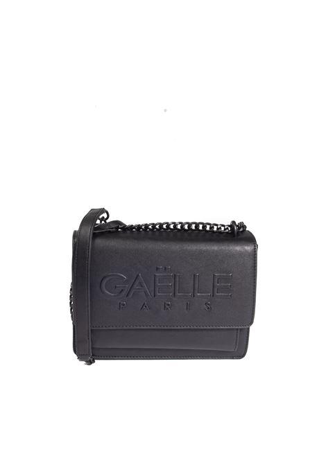 Tracolla 3d nero GAELLE | Borse mini | 2654PELLE-NERO
