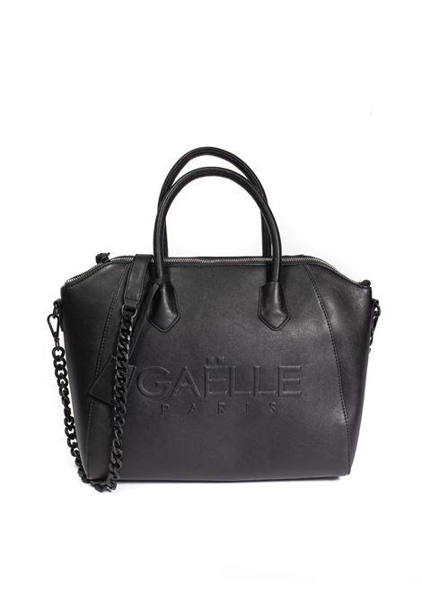Bauletto 3d nero GAELLE | Borse a mano | 2659PELLE-NERO