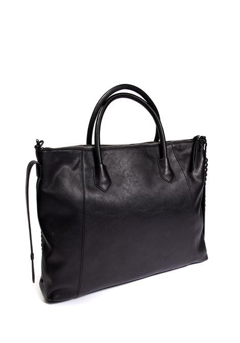 Shopping 3d nero GAELLE | Borse a mano | 2661PELLE-NERO