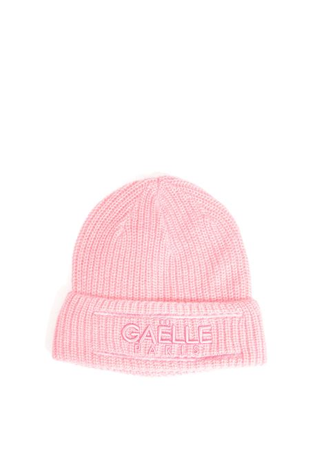Cappello lana rosa GAELLE   Cappelli   2741LANA-ROSA