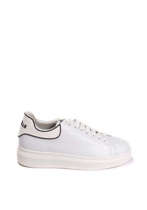 Sneaker gum bianco GAELLE | Sneakers | 577PELLE-BIANCO