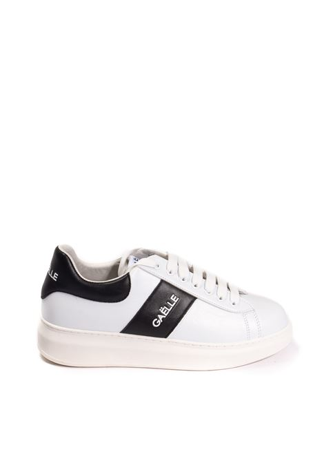 Sneaker fascia bianco GAELLE | Sneakers | 579PELLE-BIANCO