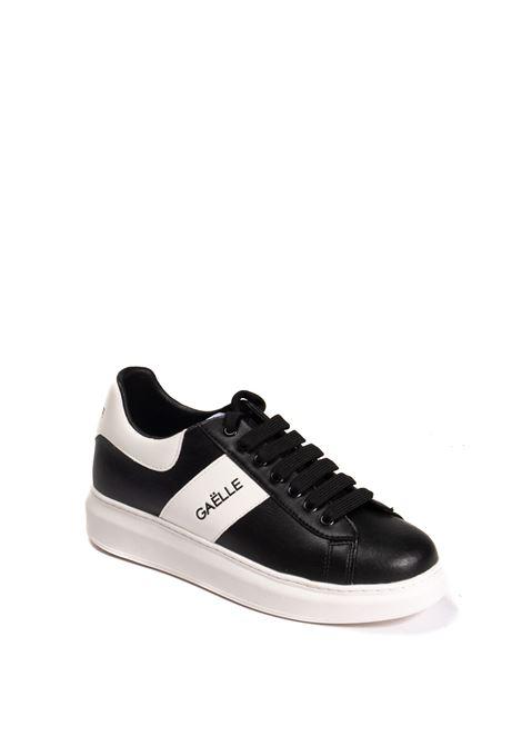 Sneaker fascia nero GAELLE | Sneakers | 579PELLE-NERO