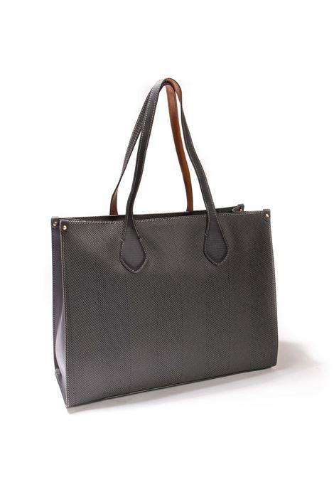 Shopping never end verde GIANNI CHIARINI GUM | Borse a spalla | 8875NEVER END-11667