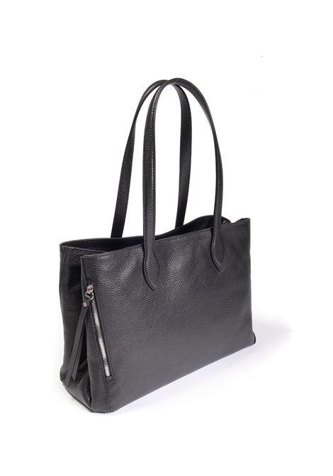 Shopping twin nero GIANNI CHIARINI | Borse a spalla | 8869TWIN-001