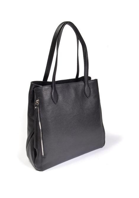 Shopping twin l nero GIANNI CHIARINI | Borse a spalla | 8870TWIN-001