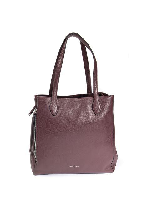 Shopping twin l bordeaux GIANNI CHIARINI | Borse a spalla | 8870TWIN-6649