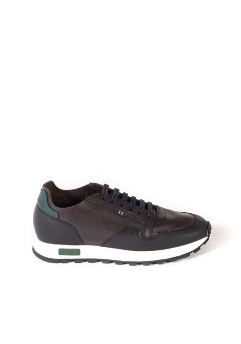 Sneaker 25 moro GREEN GEORGE | Sneakers | 25VIT-MORO