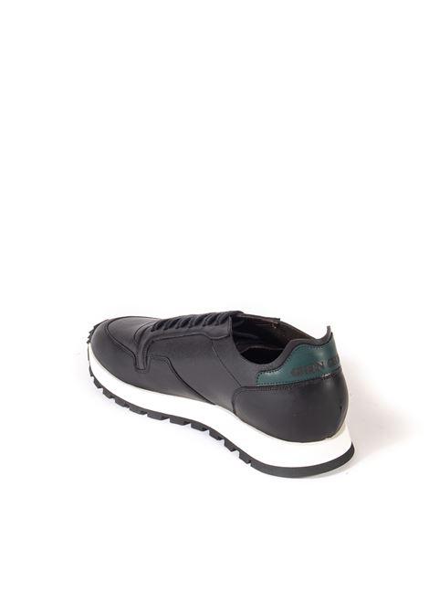 Sneaker 25 nero GREEN GEORGE | Sneakers | 25VIT-NERO