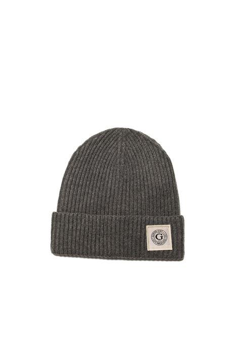 Cappello plain grigio GUESS | Cappelli | AM8856LANA-GRY