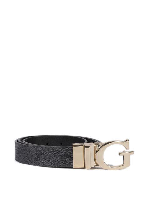 Cintura alisa grigio GUESS | Cinture | BW7498ALISA-COA