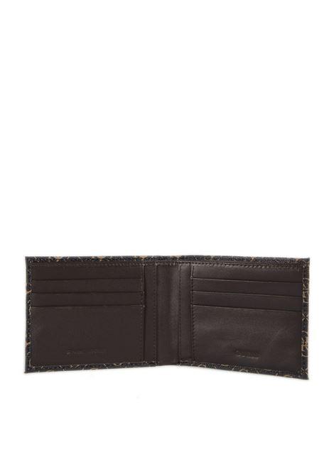 Portafoglio vezzola carte marrone GUESS | Portafogli | SMVEZLLEA27-DKB