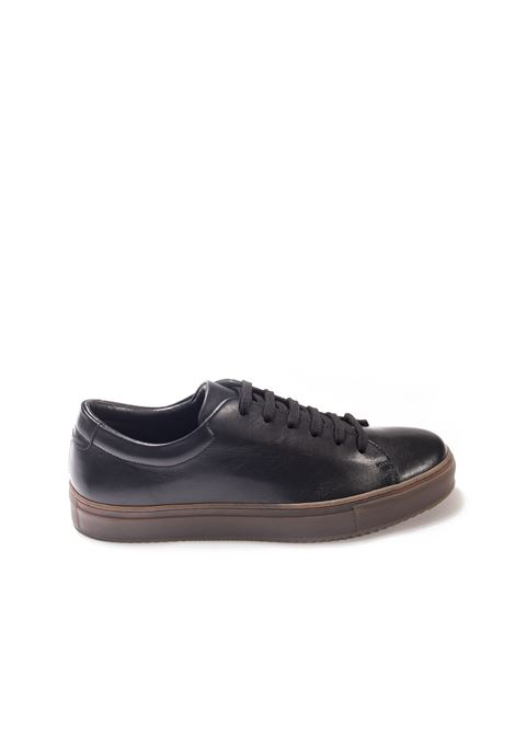 Sneaker butter nero JEROLD WILTON | Sneakers | 732BUTTER-NERO