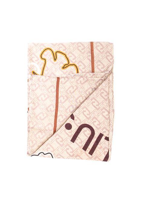 Foulard element beige LIU JO | Foulards | 2F1052T0300ELEMENT-X0255