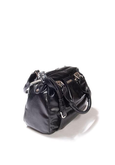 Bauletto matilda nero LIU JO | Borse a spalla | AF1163E0004PELLE-22222