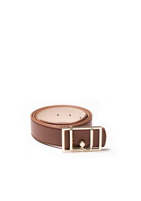 Cintura metal cuoio LIU JO | Cinture | AF1227E0221PELLE-91241