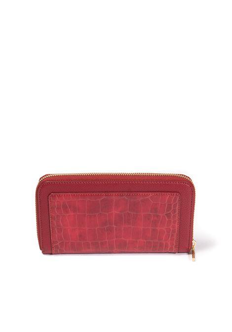 Portafoglio amata rosso LIU JO | Portafogli | NF1178E0084PELLE-X0402