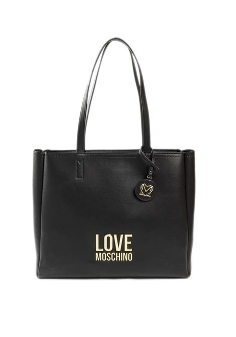 Shopping bonded nero LOVE MOSCHINO   Borse a spalla   4100BONDED-000A