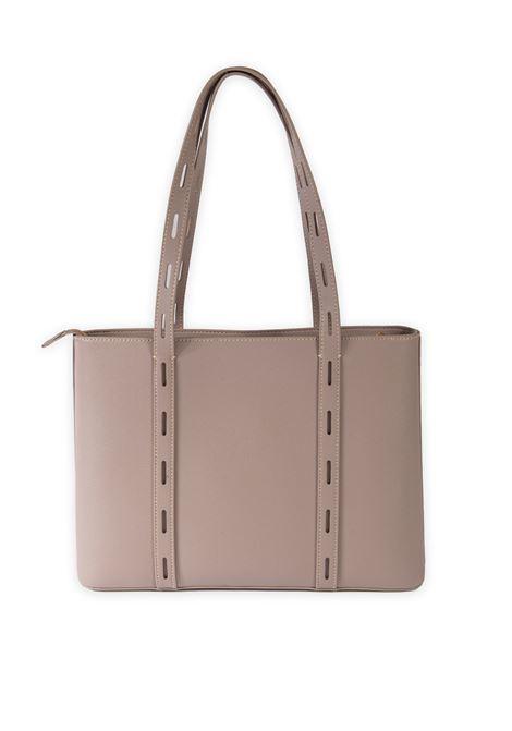 Shopping fibbia grigio LOVE MOSCHINO | Borse a spalla | 4206PU-001
