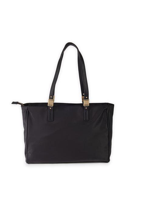 Shopping nylon nero LOVE MOSCHINO | Borse a spalla | 4294NYLON-000