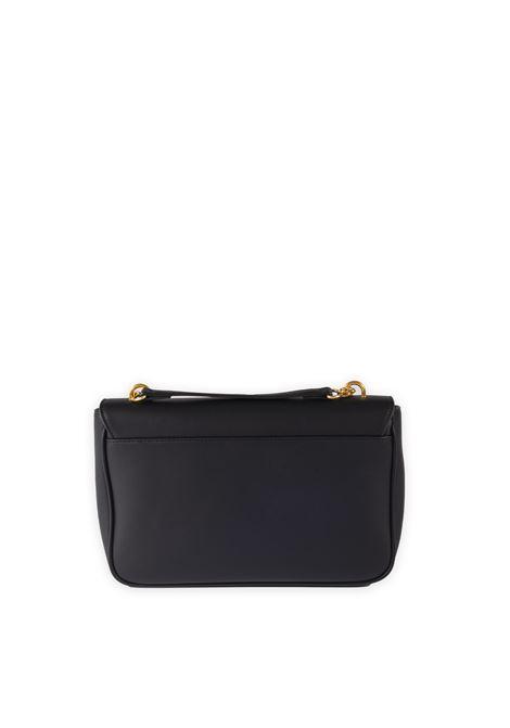 Tracolla fur  nero LOVE MOSCHINO | Borse mini | 4304PU-000