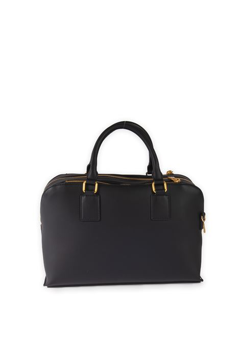 Bauletto zip nero LOVE MOSCHINO | Borse a spalla | 4305PU-000